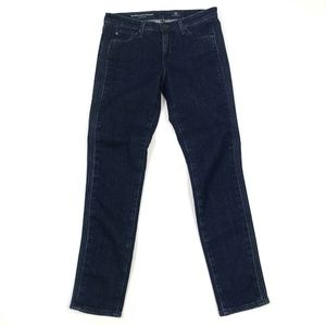 Adriano Goldschmied AG Prima Pintucked Ankle Jeans